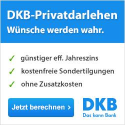 Ratenkredit von DKB-Bank