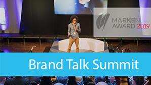 Interaktiv und hochkarätig: Der Brand Talk Summit zum Marken-Award am 21.5.2019 in Düsseldorf