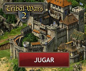 Banner Tribal Wars 2