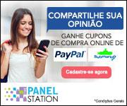 the panel station - responda pesquisas, troque por vale compras