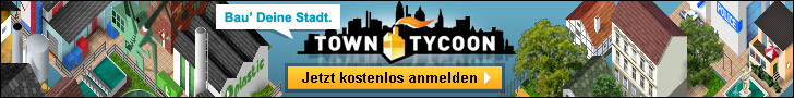Browsergame Town Tycoon