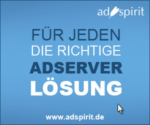 Werbung.