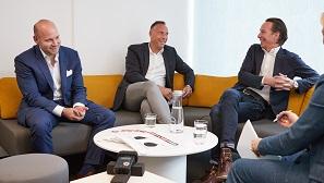 """Experten-Diskussion: """"Marken im digitalen Spannungsfeld"""""""