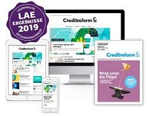 Entscheider lesen das Creditreform-Magazin